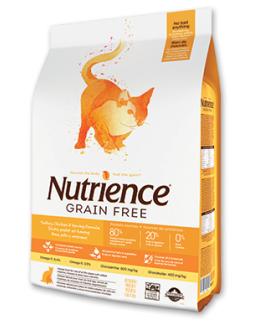 Nutrience Grain Free Pollo Pavo Arenque Cat