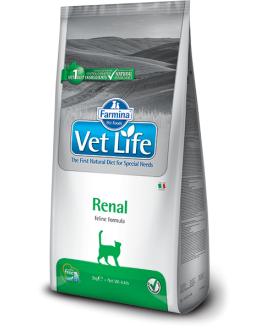 Vet Life Renal Gato