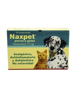 Drag Pharma Naxpet Perros y Gatos 10mg