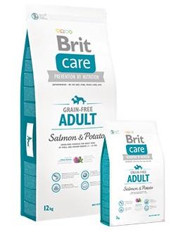 Brit Brit Adult Small/Medium Salmon