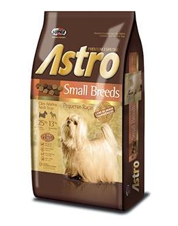 Astro Small breed